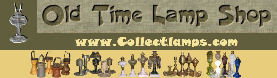 Collect Lamps / Old Time Lamp Shop