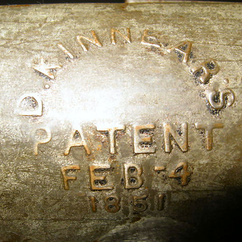 Patent Embossing