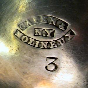Capen & Molineux  New York, 1848-1854