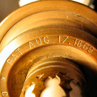 Patent Aug. 17, 1869