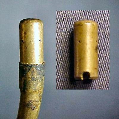 Close-up of Burner Tip