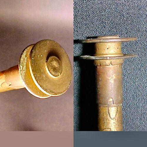 Vapor Burner 8 Holes(Close-up burner pictured at left)